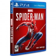 Sony SONY PS4 MARVEL'S SPIDER-MAN