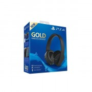 PS4 GOLD WIRELESS STEREO HEADSET
