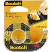 665-136D SCOTCH 665/126D BIADESIVO