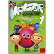 MONSTER ENGLISH 1