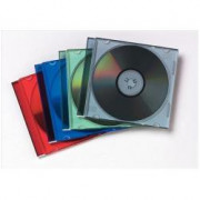 CF25SLIMLINE JEWEL CASE ASSORTIT