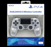 PS4 DUALSHOCK CONT CRYSTAL V2