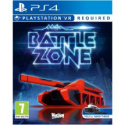 BATTLEZONE VR PS4 Psp Arcade