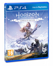 SONY PS4 HORIZON ZERO DAWN-Complete Ed.