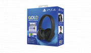 Sony PS4 GOLD WIFI HEADSET+FORTNITE VHC PS3 CAVETTERIA E ACCESSORI