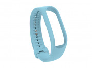 TOMTOM EXCHANGE BRACELET TOUCH STRAP (LIGHT BLUE) LARGE   IN