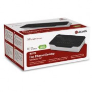 SWITCH 8P 10/100MBPS AUTOPOLARITA CASE PLASTICA       IT