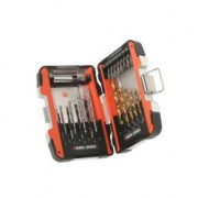 A7177-XJ BLACKDECKER SET 27 PEZZI A7177