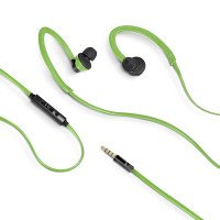 STEREO EARPHONES 3.5 MM GREEN