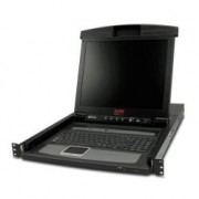 17  RACK LCD CONSOLE WITH