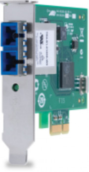PCI-EXPRESS FIBER ADAPTER CARD 100MBPS FAST ETHERNET ST-CONNECT IN