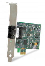 AT-2711FXSC-901 100FX/SC PCIE ADAPTER CARD PXE UEFI IN