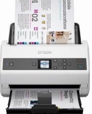 Epson SCANNER WORKFORCE DS-870 600DPI 16BIT/8BIT COLOR USB 3.0  IN