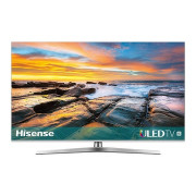 Smart TV Hisense 55U7B 55 4K Ultra HD LED WiFi Argentato