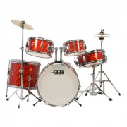 Planet Junior 3 DBJ5032 Metallic Red