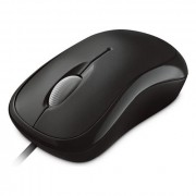 Microsoft Ready Mouse BASIC OPTICAL BLACK MICROSOFT H&R