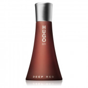 Profumo Donna Deep Red Hugo Boss EDP 50 ml
