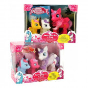37447 Pony Playset C/3 Personaggi (conf. da 3 pz.)