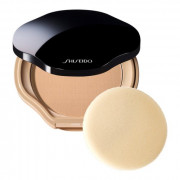 Base per il Trucco in Polvere Sheer And Perfect Shiseido (10 g) I60 - Deep Ivory