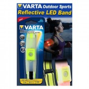 Outdoor Sports Reflective LED Band (conf. da 2 pz.)