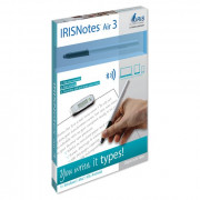I.R.I.S IRISNOTE AIR 3  SCANNER DOCUMENTALI