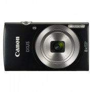IXUS 185 BLACK CCD 8X 20MPX 2.7IN               IN