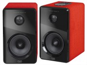 Copp.Box AVX570BT Red Att.35w BT/Usb/SD