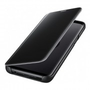 CLEAR VIEW STAND COVER BLACK S9