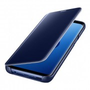 CLEAR VIEW STAND COVER BLUE S9