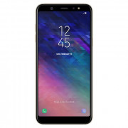 Samsung GALAXY A6+ 6.0IN GOLD 4G 3GB 32GB ANDROID 8.0 OREO     IN