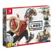 HAC LABO KIT VEICOLI  NINTENDO SWITCH ACCESSORI