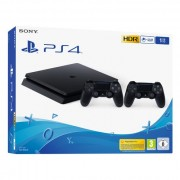 Sony SONY PS4 1TB F Chassis Black+Secondo DS4