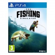 PS4 PRO FISHING SIMULATOR