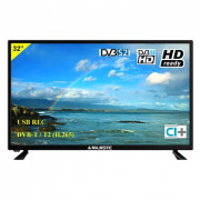 "MAJESTIC TVLED 32"" HD-READY DVB-T/T2/S2"