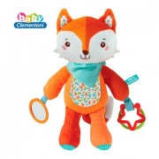 Happy Fox Activity Plush