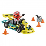 Playset City Action Go Kart Playmobil 9322 (29 pcs)
