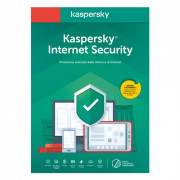 Kaspersky INT. SEC. 2020 ita 3User 1Y R
