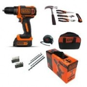 Black & Decker BDCDD12HTSAQW KIT TRAP/AVV.B&D
