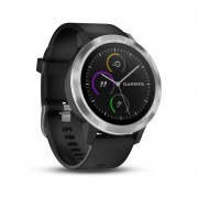 vívoactive 3 Touch screen Bluetooth Nero, Argento orologio sporti
