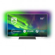Philips Smart TV Philips 55PUS7504 55 4K Ultra HD LED WiFi Ambilight Grigio
