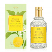 Profumo Donna Acqua 4711 EDC Lemon & Ginger 50 ml