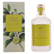 Profumo Unisex Acqua 4711 EDC Lime & Nutmeg 170 ml
