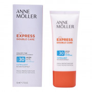 Latte Solare Fluido Express Double Care Anne Möller Spf 30 (50 ml)