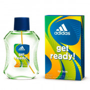 Profumo Uomo Get Ready! Adidas EDT (100 ml)