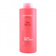 Balsamo per Capelli Sottili Invigo Color Brilliance Wella (1000 ml)