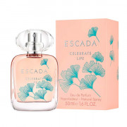 Profumo Donna Celebrate Life Escada EDP 50 ml