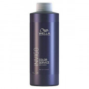 Balsamo per Capelli Tinti Color Service Wella (1000 ml)