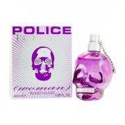 Profumo Donna To Be Police EDP (40 ml)