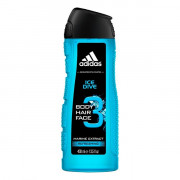 Gel Doccia Ice Dive Adidas (400 ml)