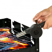 Ventilatore per barbecue